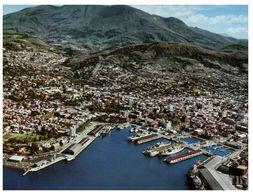 (A 38) Australia - TAS - Hobart City Aerial View - Altri