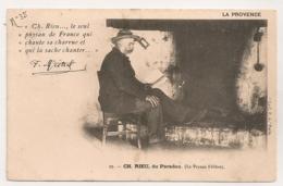 CHARLOUN RIEU DU PARADOU / LE PAYSAN FELIBRE FELIBRIGE    C703 - Provence-Alpes-Côte D'Azur