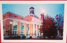 Fayette County Courthouse, Sommerville, TN - Etats-Unis