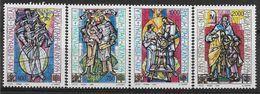 1994 VATICAN 980-83** Famille - Vatican