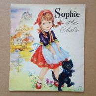 Livret Sophie Et Les Chats (1964) - Bücher, Zeitschriften, Comics