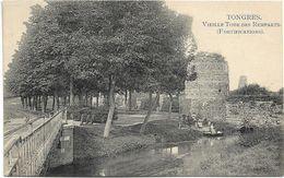 Tongeren   *  Vieille Tour Des Remparts (Fortification)  (Marcovici) - Tongeren