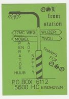 QSL Card 27MC Wegwijzer Eindhoven (NL) - CB