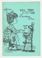 QSL Card 27MC Sarakay Den Haag (NL) - CB