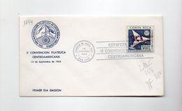 BOL1894 - COSTARICA 12/9/1962 Convencion Filatelica - Costa Rica