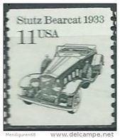 VERINIGTE STAATEN ETATS UNIS USA 1985 BearCat 11c MNH SC 2131 YV 1574 MI 1756 SG 2165 - Ungebraucht