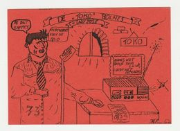 QSL Card 27MC De Toko Bolnes Ridderkerk (NL) - CB