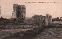 CPA - PORTSALL - RUINES Du CHÂTEAU De TREMAZAN ... - Edition R.Boëlle - France