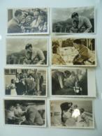 CPA / 8 Cartes Postales Anciennes Allemandes / Adolf Hitler Et Les Enfants Photo Hoffmann - Personen