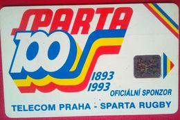 100 Units Sparta - Tchécoslovaquie