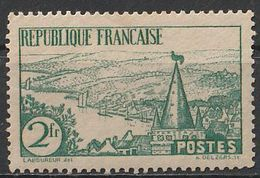 Timbre France  Rivière Bretonne N° Yvert 301 De 1935 Neuf ** Cote 85 € - France