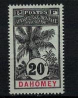 DAHOMEY        N°  YVERT  23     NEUF SANS CHARNIERE      ( Nsch 02/26 ) - Ungebraucht