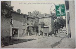 AVENUE DU CHAMP DE FOIRE - St PAUL D'EYJEAUX - France