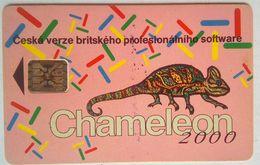 100 Units Chameleon - Tchécoslovaquie