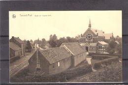 Tervant-Pael  Oude En Nieuwe Kerk - Beringen