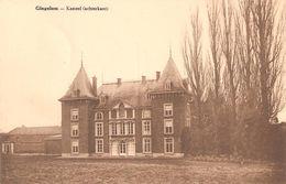 920) Gingelom - Kasteel - Achterkant - Gingelom