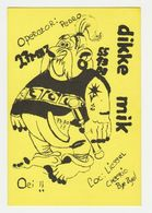 QSL Card 27MC Dikke Mik Liessel (NL) - CB