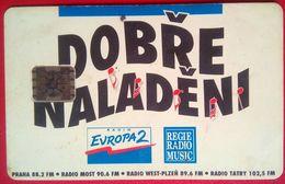 100 Units Dobre Naladeni, Regie Radio Music - Tchécoslovaquie