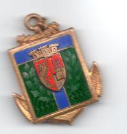 47 AGEN ECOLE DE TRANSMISSION PUCELLE INSIGNE DRAGO - Marine