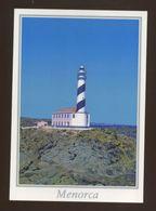 Menorca - Far De Favaritx - Lighthouses
