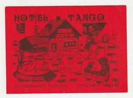 QSL Card 27MC Hotel Tango Eindhoven (NL) - CB