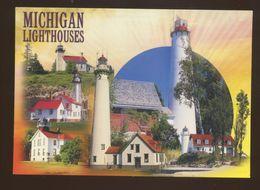 Michigan Lighthouses - Lighthouses