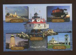 Chesapeake Bay - Lighthouses