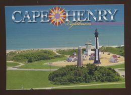 Cape Henry Lighthouse Of USA - Lighthouses