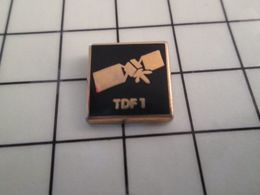 115e Pin's Pins / Rare & Belle Qualité !!! THEME : ESPACE / SATELLITE TDF1 - Space