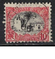 COTE DES SOMALIS             N°  YVERT    57     OBLITERE       ( Ob   1 / 25 ) - Oblitérés