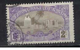 COTE DES SOMALIS             N°  YVERT   68         OBLITERE       ( Ob   1 / 25 ) - Oblitérés