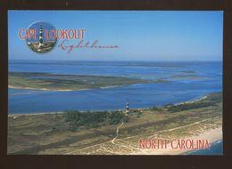 Cape Lookout Lighthouse - North Carolina - Lighthouses
