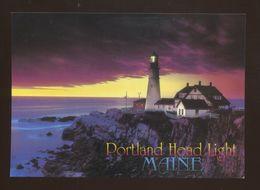 Portland Head Light - Maine - Lighthouses