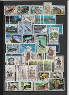 Polynésie - Collection Timbres Oblitérés - B/TB - Collections, Lots & Séries