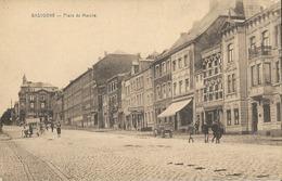 Bastogne  Place Du Marché - Bastenaken