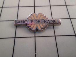 115e Pin's Pins / Rare & Belle Qualité !!! THEME : BANQUES / BAnQUE DE FRANCE - Banks