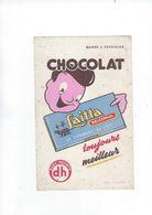 Buvard  Chocolat  Laita  Delespaul  59 Lille - Kakao & Schokolade