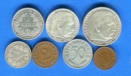 All  7  Pieces - [ 4] 1933-1945 : Tercer Reich