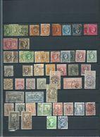 GRECE : Collection Oblitérée Dans Classeur 28 Pages. - Sammlungen (im Alben)