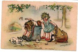 GERMAINE BOURET CHOUETTE UN SUCRE ANIMEE - Bouret, Germaine