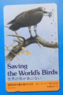 Japan Japon Bird Oiseaux Vogel Birds Save Saving The World's Birds Hawk Eagle - Oiseaux