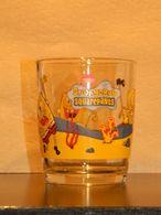Bicchiere O Bicchieri Nutella Kinder Ferrero 2008 - Spongebob - Glasses