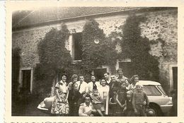 DS CITROEN BREAK . TOUTE LA FAMILLE . 1960 - Automobili