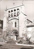 LANDOS (43) L'Eglise (LA FRANCE TOURISTIQUE)  CPSM GF - Otros Municipios