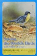 Japan Japon Bird Oiseaux Vogel Birds Save Saving The World's Birds - Altri