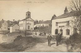 Auby  Place De L'église - Bertrix