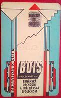 80 Units Bois - Tchécoslovaquie