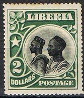 LIBERIA YT 95 ** - Liberia