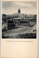 59 Vue D'AVESNES Prise Avant L'octroi De La Porte De Mons En 1865 - Avesnes Sur Helpe