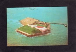 95037     Stati  Uniti,  Aerial  View Of  Fort Sumter National  Monument,  Charleston,  S. C.,  NV - Charleston